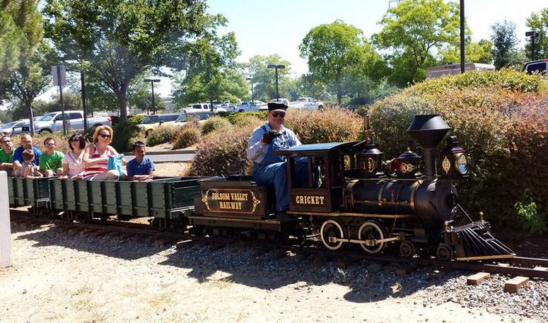 Folsom City Zoo Train