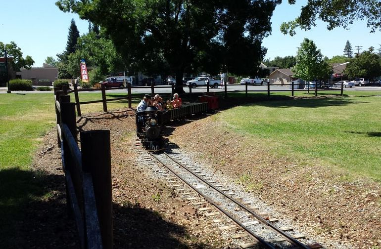 Folsom Valley Railway