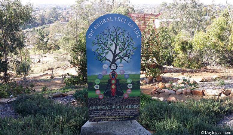 Herbal Garden Alta Vista Botanical Gardens