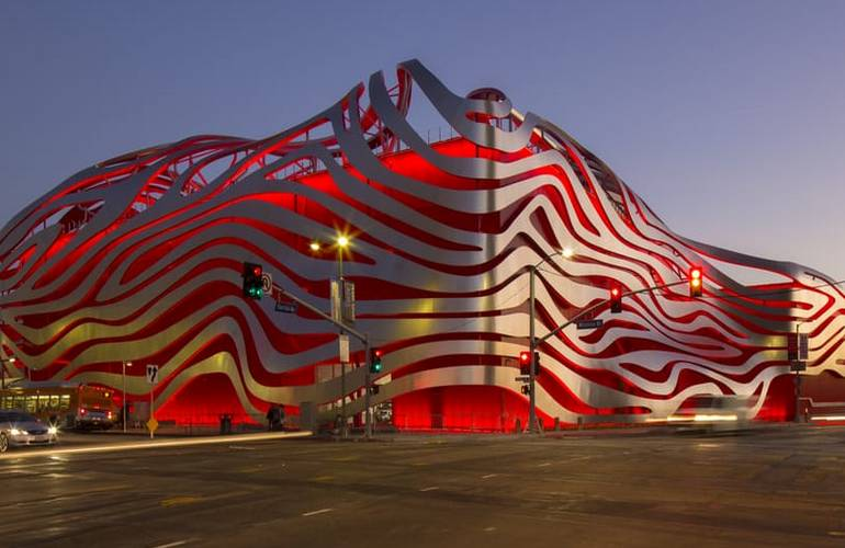 Petersen Automobile Museum Los Angeles