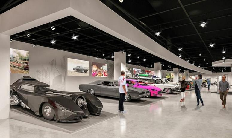Peterson Automotive Museum