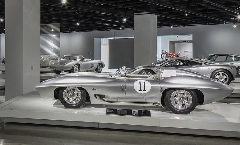 Petersen Automotive Museum