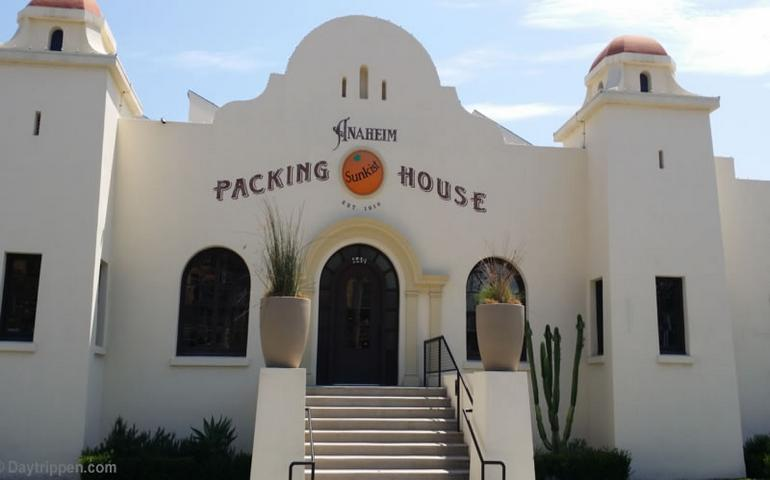 Anaheim Packing House Day Trip Amazing Eateries