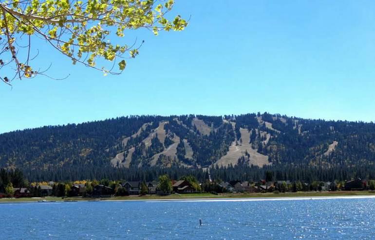Big Bear San Bernardino Mountains