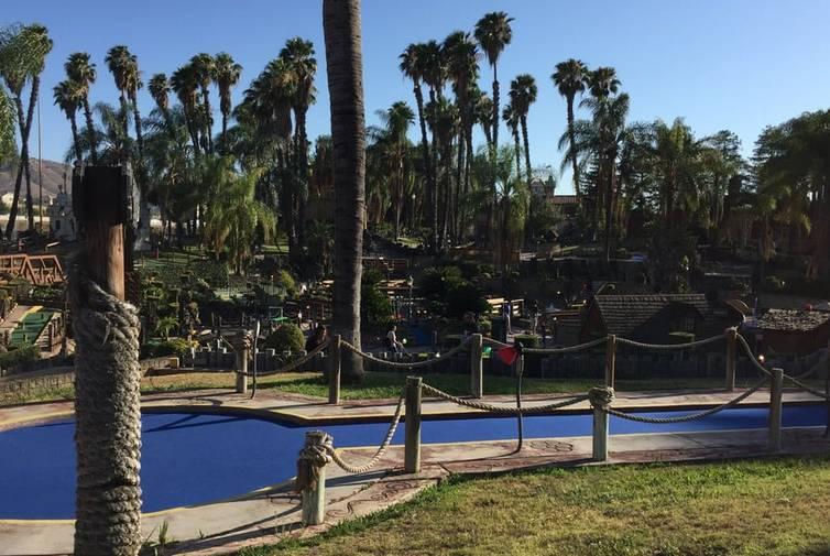 Castle Park Riverside