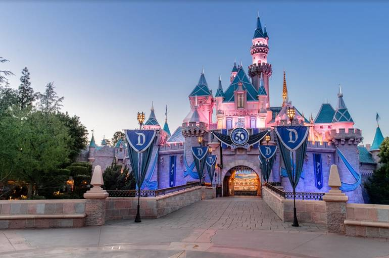 Disneyland 174 California Cheap Tickets Vacation Packages