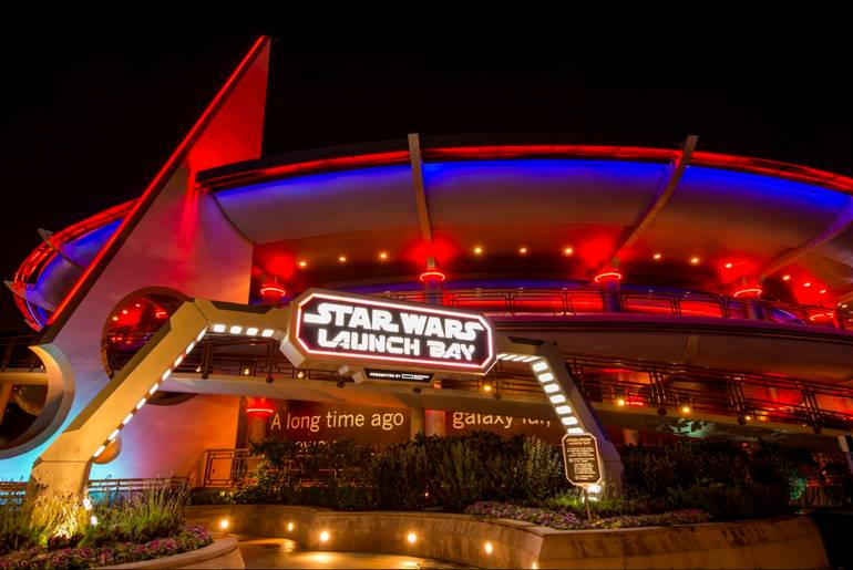 Star Wars Ride