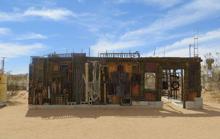 Noah Purifoy Outdoor Museum