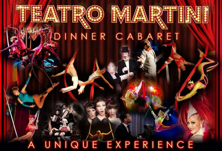 Teatro Martini Dinner Theatre Discount Tickets