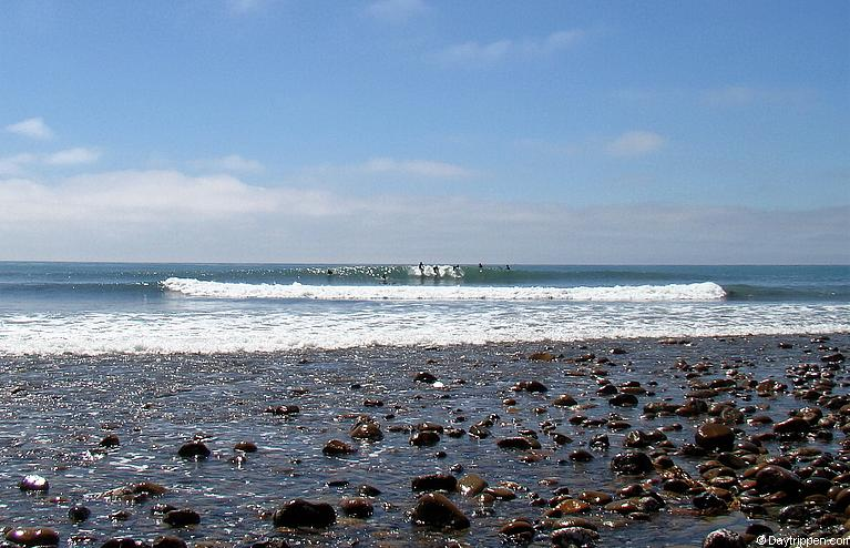 Trestles Beach Southern California