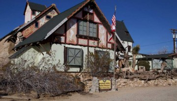 Antelope Valley Indian Museum Day Trip