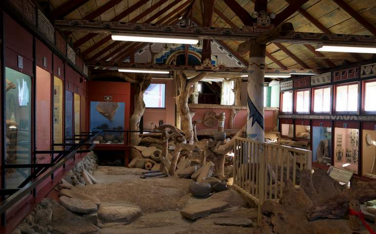 Antelope Valley Indian Museum
