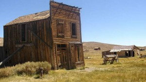 Best California & Nevada Ghost Towns