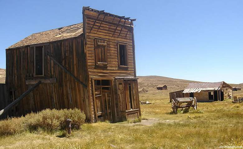 California Nevada Ghost Towns