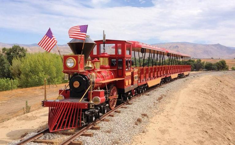 Central California Children's Railroad