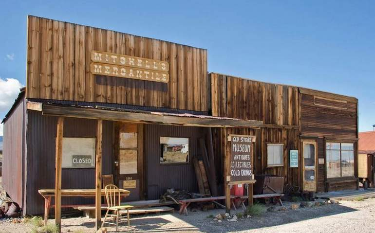 Gold Point Nevada Mercantile Store
