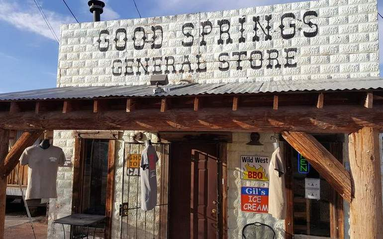 Goodsprings Nevada General Store