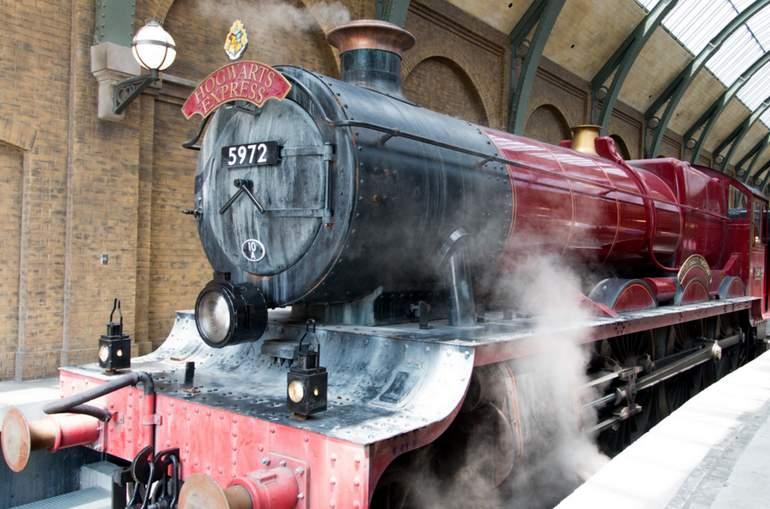 Hogwarts Express Universal Studios
