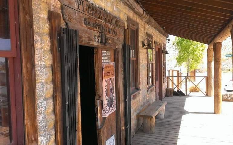 Pioneer Saloon Goodsprings