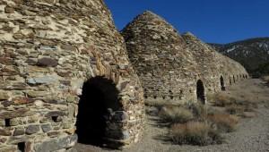 Wildrose Charcoal Kilns Death Valley Side Trip