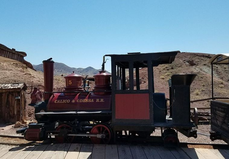Calico & Odessa Railroad