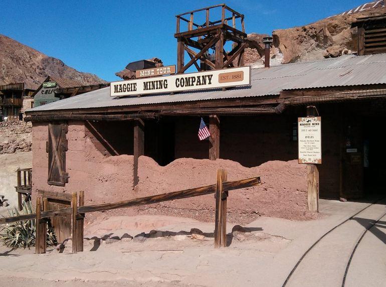Maggie Mining Company