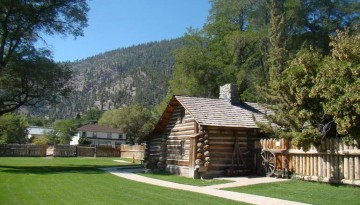 Mormon Station State Park Nevada Day Trip