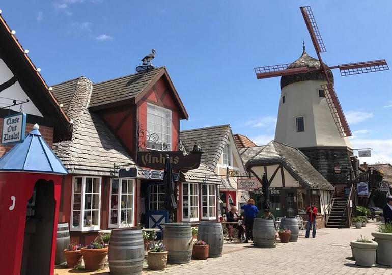 Solvang California Day Trip