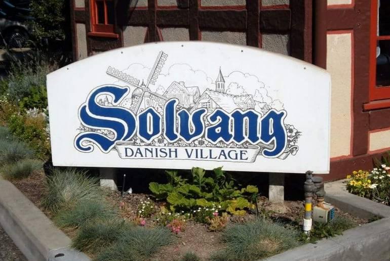 Solvang Danish Village Day Trip