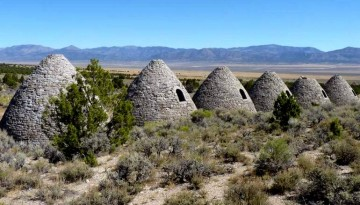 Nevada Historic Sites Land Marks