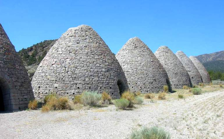 Ward Charcoal Ovens Nevada State Historic Park