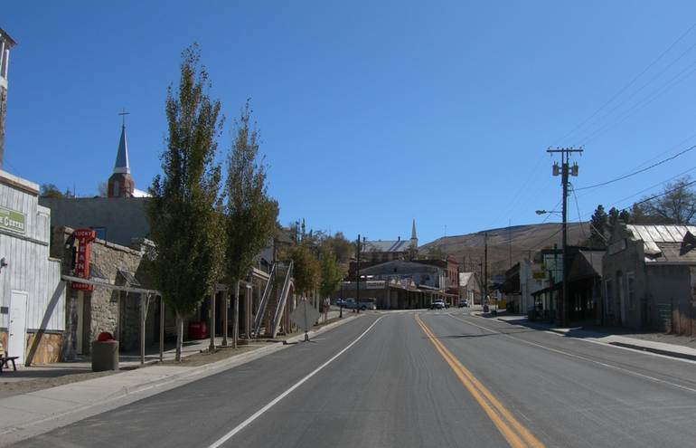 Austin Nevada Route 50