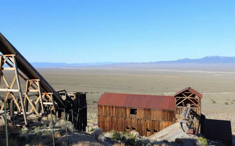 Berlin Ghost Town Nevada