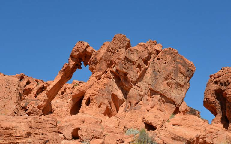 Elephant Rock Valley of Fire