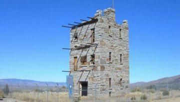 Stokes Castle Austin Nevada