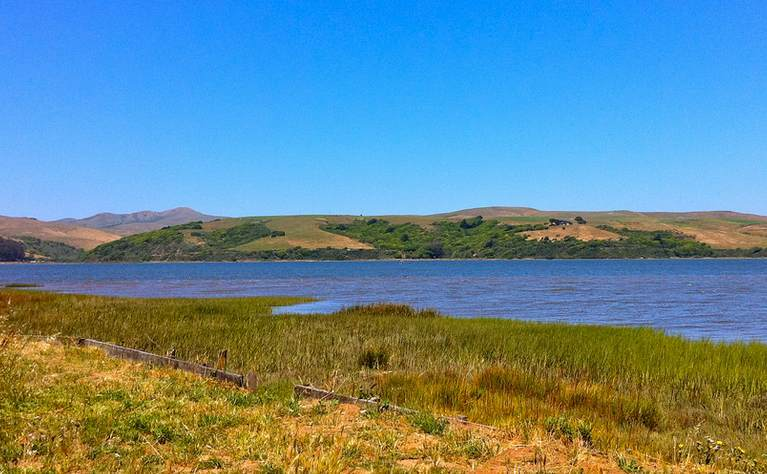 Tomales Bay San Francisco Day trip