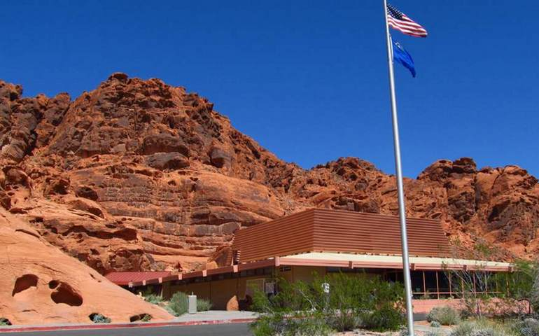 Valley of Fire State Park Visitor Center