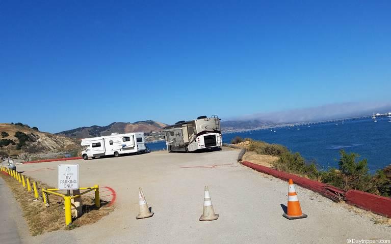 Rv Camping Port San Luis Harbor