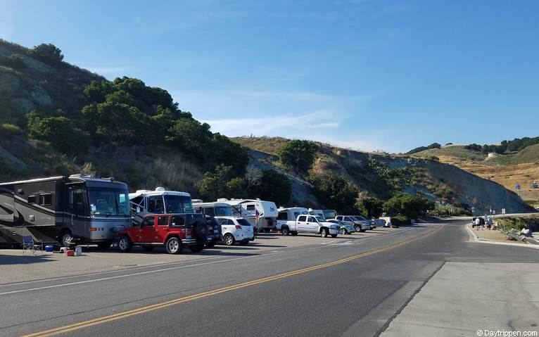 Rv Camping Port San Luis Harbor Coastal Gateway