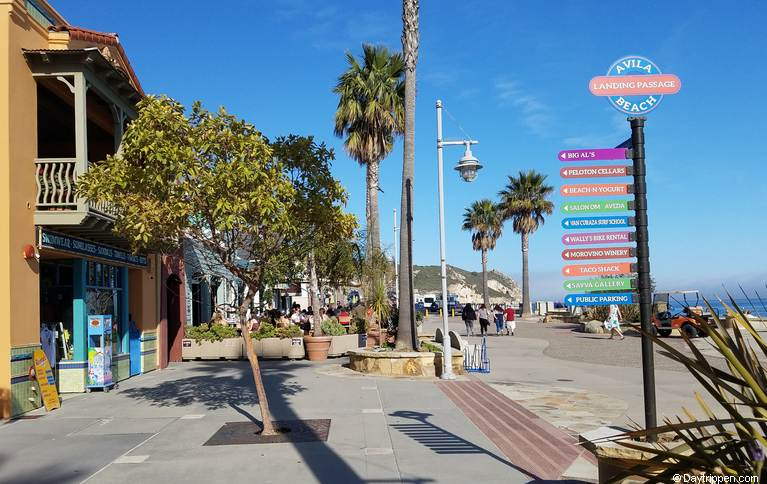 Avila Beach Port San Luis