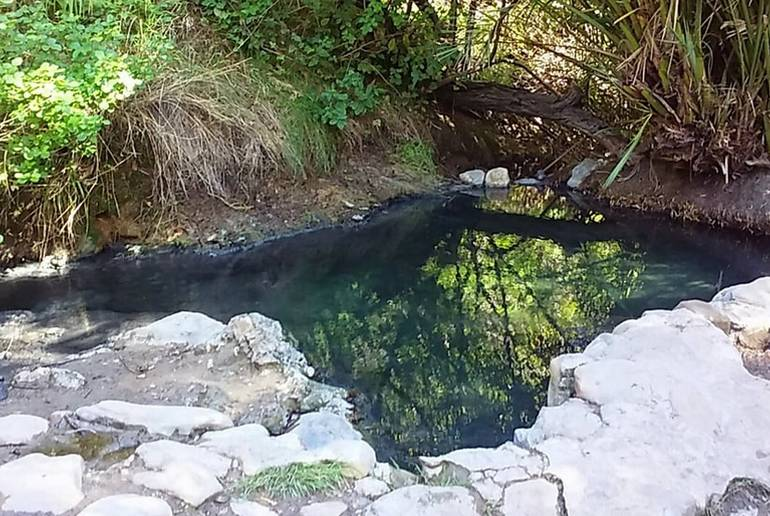 Gaviota Hot Springs Pool