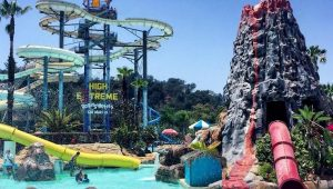 Raging Waters San Dimas Cool Fun in The Sun