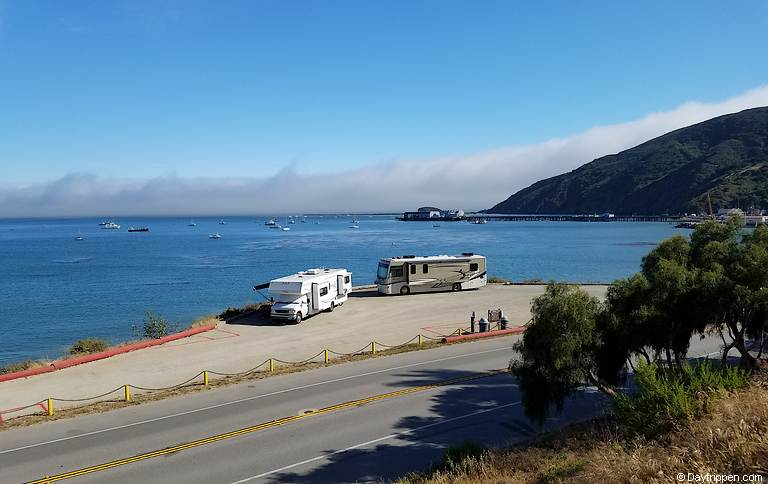 Nobi Point RV Camping Port San Luis Harbor