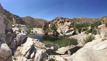 Deep Creek Hot Springs Southern California