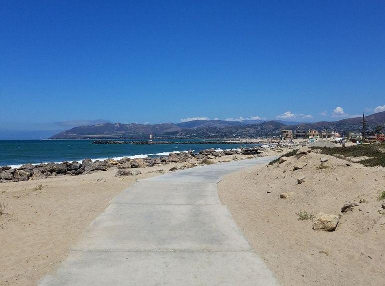 Marina Park Ventura California