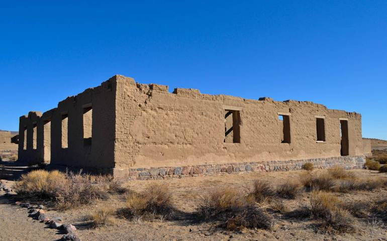 Fort Churchill State Historic Park