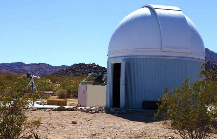 Twentynine Palms Sky's The Limit Observatory