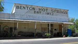 Benton Hot Springs California Eastern Sierra