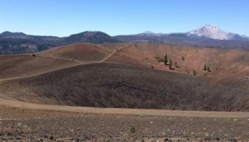 Lassen Volcanic National Park Day Trip