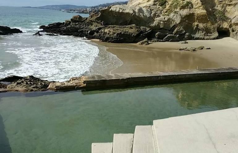 1000 Steps Beach Salt Water Pools